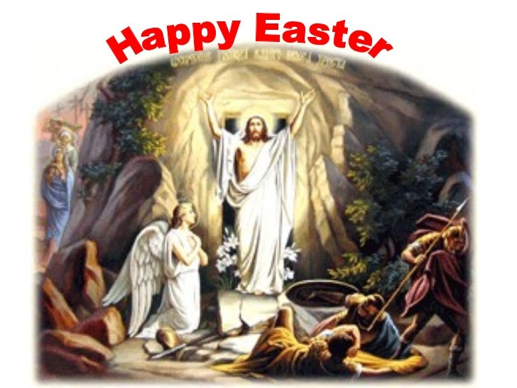 The first and largest of celebrations of the New Testamentchurch is Easter. On this day is the resurrection of Jesus Chris...