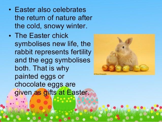 Easter Easter Egg Representing Jesus