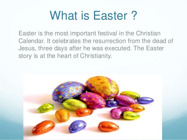 What Easter Photo Album - The Miracle of Easter