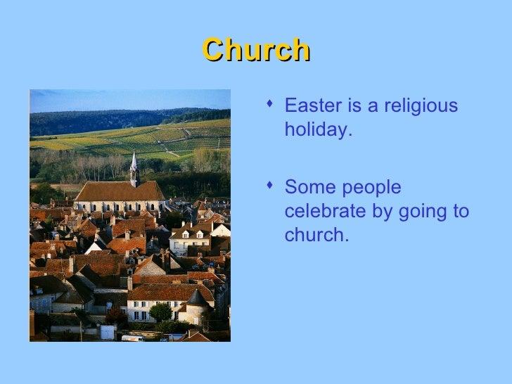 Easter Powerpoint Slide 3