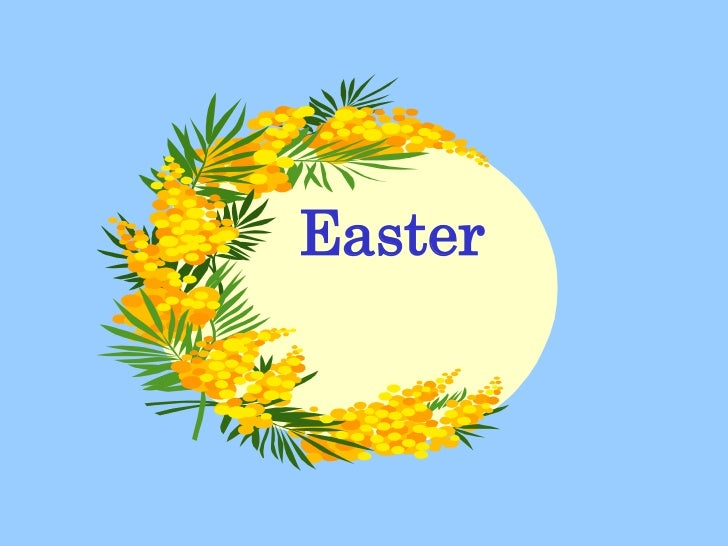 easter powerpoint