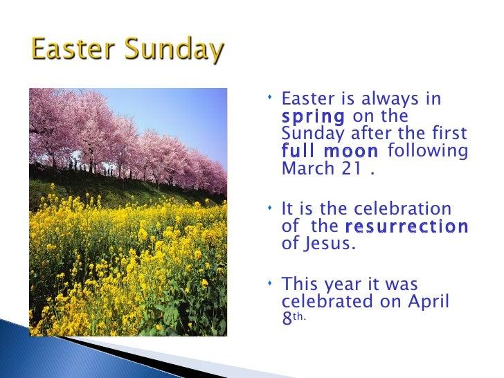 Easter powerpoint Slide 2
