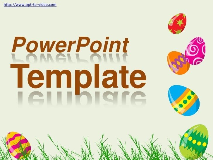 easter templates free
