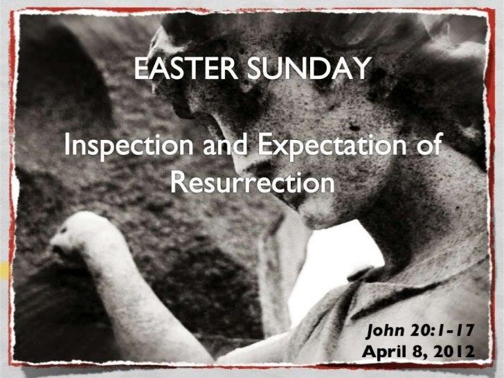 Easter 2 john 20 1 10 slides 040812