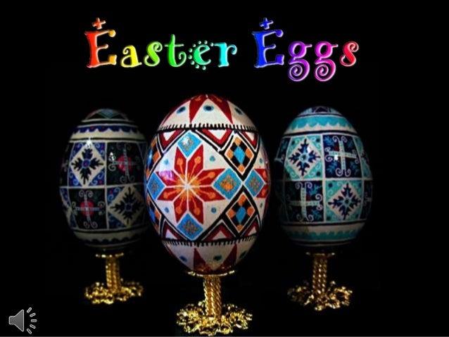 Easter eggs (v.m.)