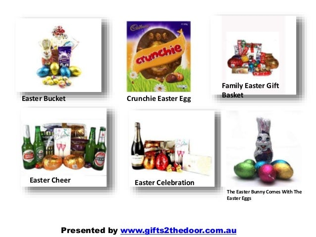 Easter gift ideas online in australia gifts2 thedoor easter bucket crunchie easter egg family easter gift negle Image collections