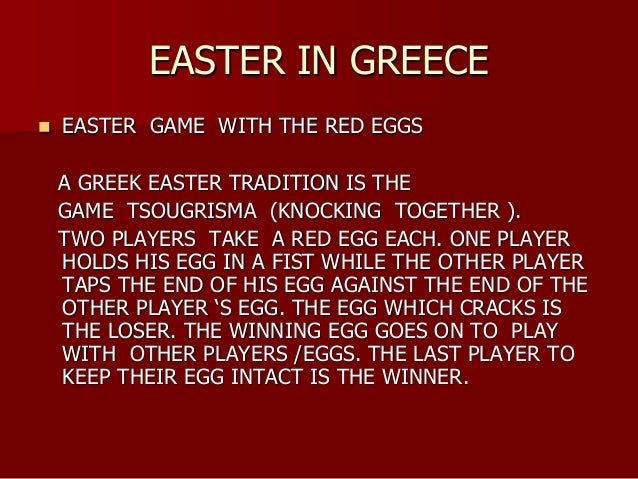 Images of Easter In Greek - The Miracle of Easter