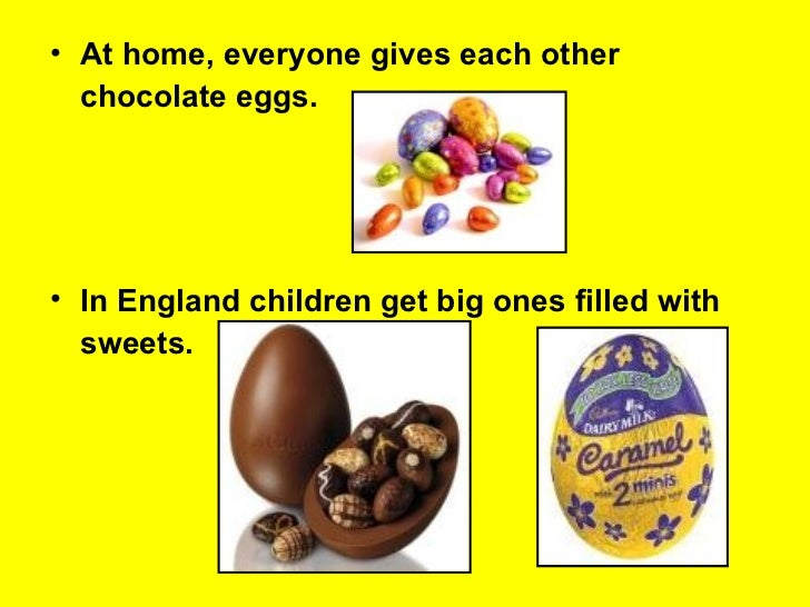 Easter in uk