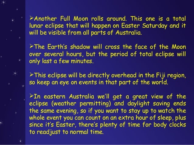 Nice Astrology Update for Easter Lunar Eclipse and Aries New