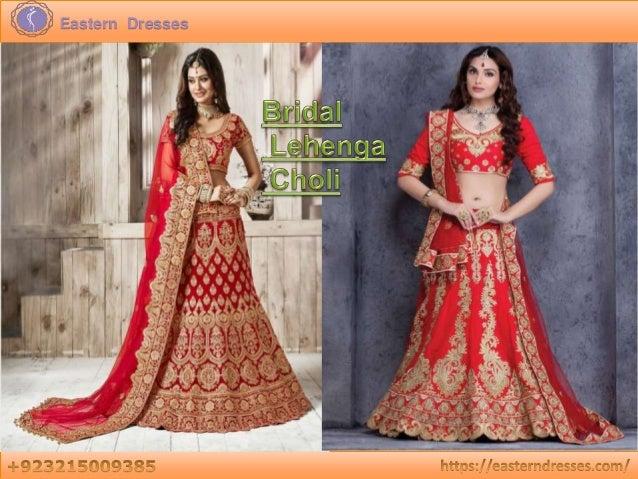 2a62e0e900e Top Pakistani bridal dresses online