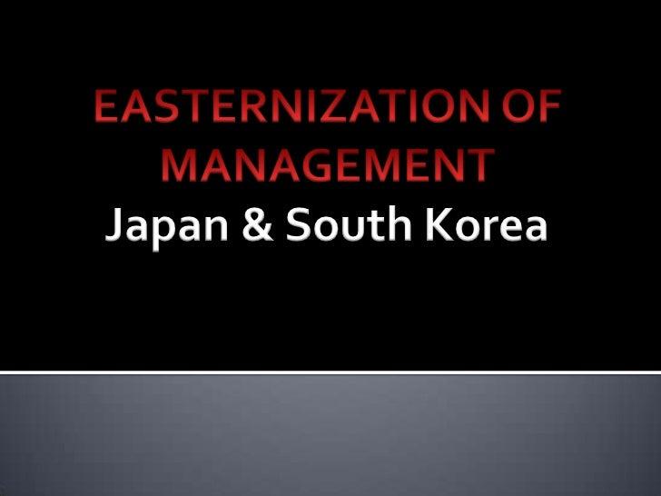 Japan & South Korea