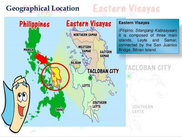 Eastern Visayas BILIRAN