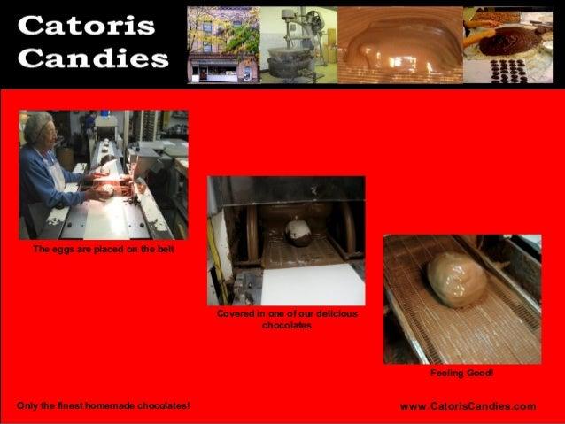 Chocolate Easter egg process Slide 3