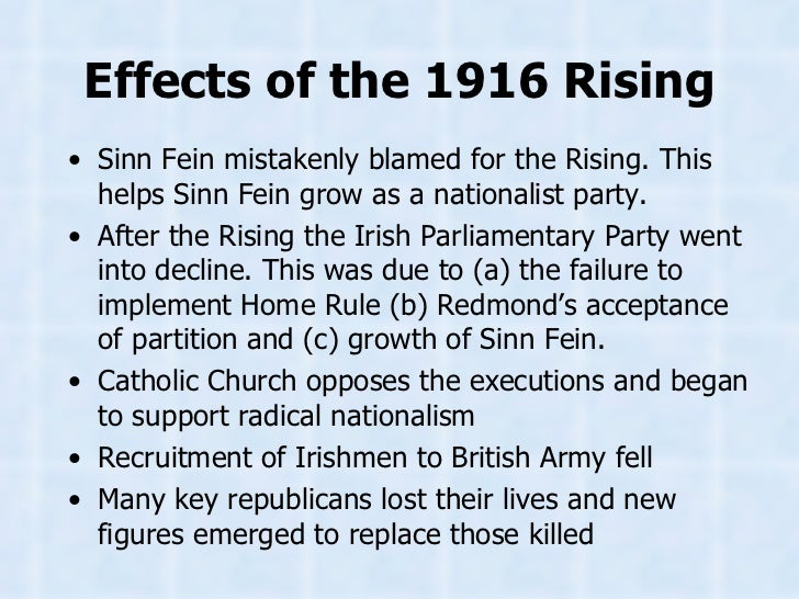 easter rising 1916 essay Easter 1916 the 1916 easter rebellion spoke to the heart of irish  the most famous reaction to the rising is the poem easter 1916 by the  in an essay titled.