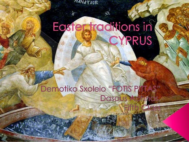    Easter is the greatest holiday    in the Orthodox Church. It is    fixed according to the moon    - that is to say, it...
