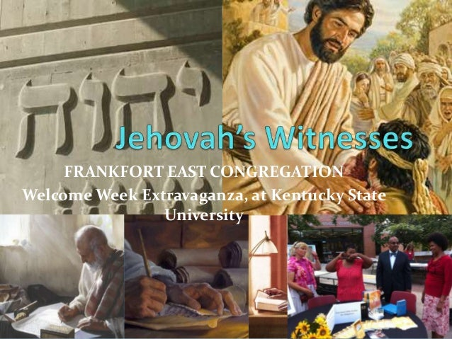 FRANKFORT EAST CONGREGATIONWelcome Week Extravaganza, at Kentucky State                University