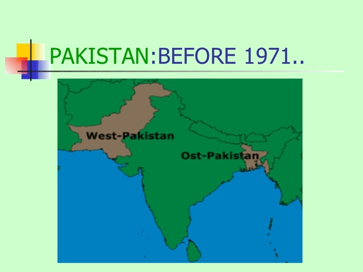 East pakistan crisis