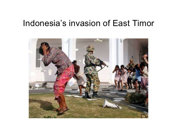 indonesia and east timor conflict Get an answer for 'what were the causes of the east timor conflict' and find homework help for other history questions at enotes.