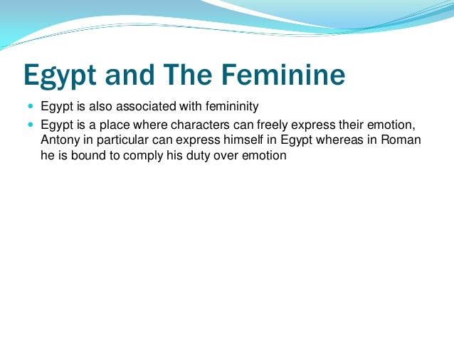 thesis statement on cleopatra Women in egypt how the status of women in egypt changed during the ptolemaic period dissertation 2010 student number.