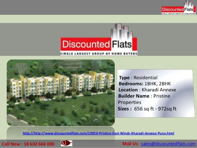 http://http://www.discountedflats.com/10950-Pristine-East-Winds-Kharadi-Annexe-Pune.htmlCall Now : 18 602 666 000         ...