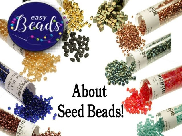 What Are Seed Beads