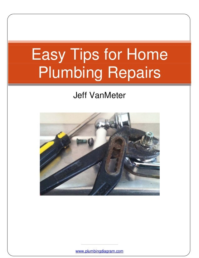 Easy Tips for Home Plumbing Repairs