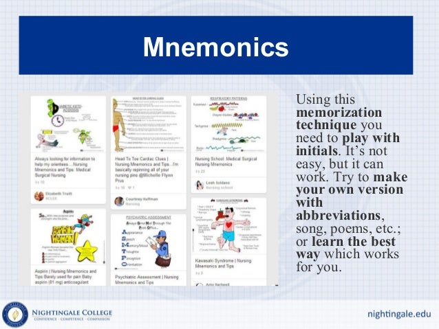 Easy Ways to Learn Nursing Terminology