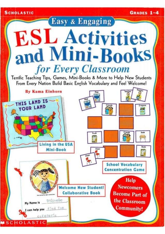 Esl English Book