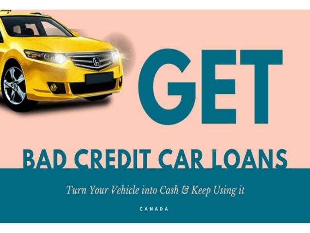Easy Bad Credit Car Loans Snap Car Cash