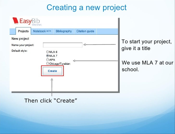 How To Cite A Journal In Mla   Easybib Blog SlidePlayer