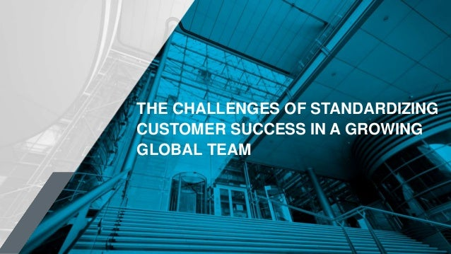 WHY WE CHOSE GAINSIGHT TO DRIVE CUSTOMER SUCCESS