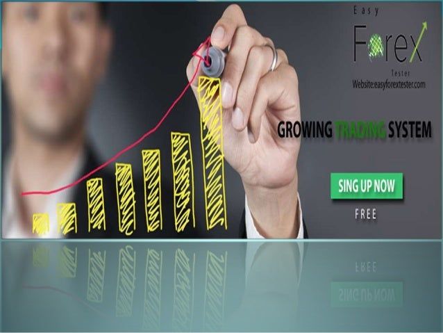 Forex trading strategy testing