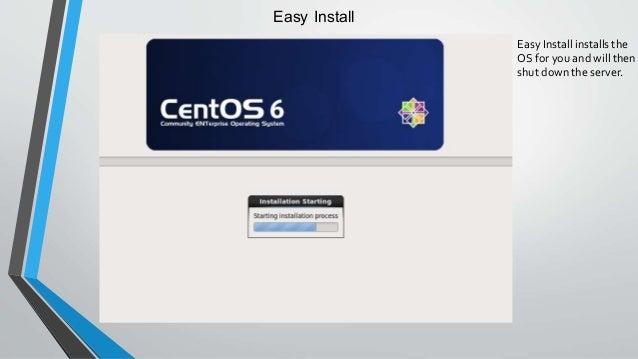 Easy Install - CentOS 6 5 / VMware 9 04