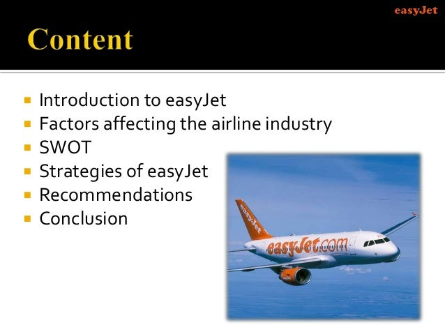 The strategic analysis of EasyJet and Easy Group Essay Sample