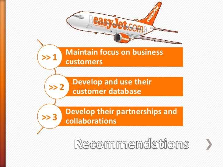 predefining a marketing plan for easyjet E marketing tactics of easyjet  in e-marketing a successful e-marketing plan relies on classic disciplines and planning techniques that's adapted for the .