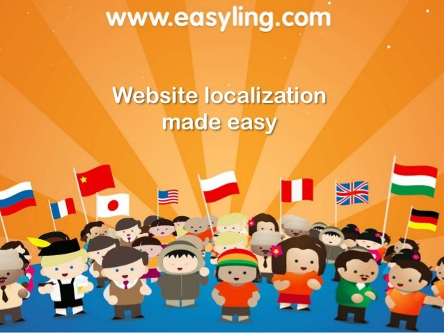 Website localization   made easy