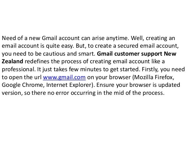 how to create a new gmail account in laptop
