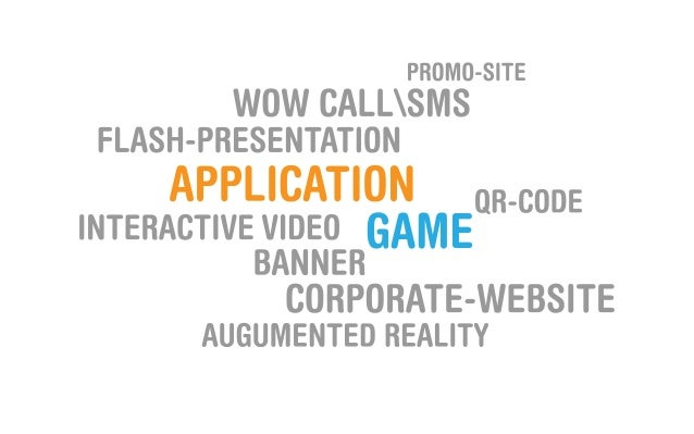 Applications and Games Slide 2