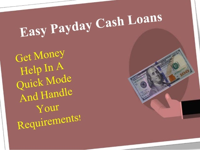 Without a doubt about ways to get a loan that is payday no banking account