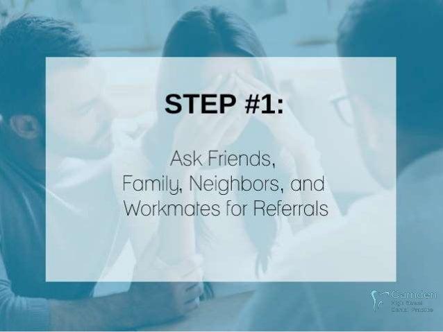Easy Steps to Finding a Dentist Slide 2
