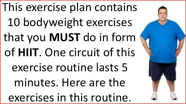 Easy to follow exercise plan to help you lose weight weight loss e 5 this exercise plan ccuart Choice Image