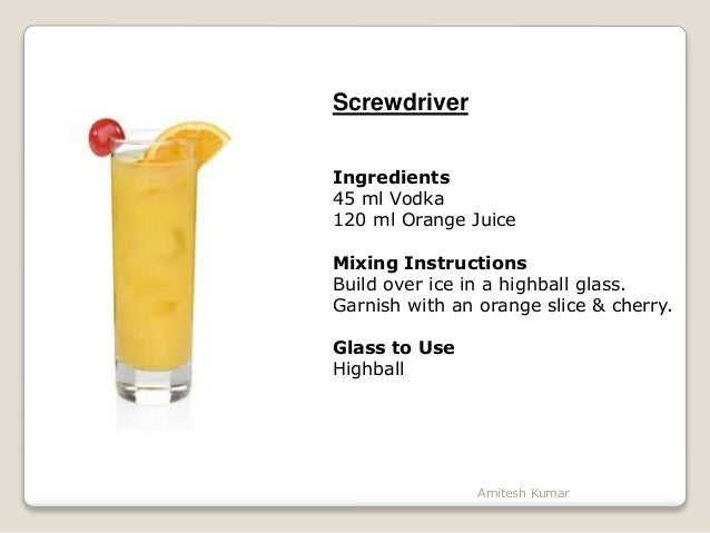 Easy to make cocktails sisterspd
