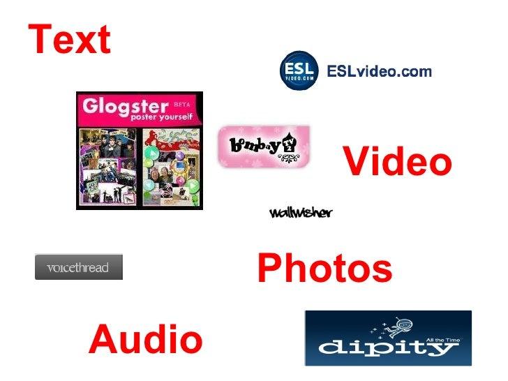 Easy tools to teach english Slide 3