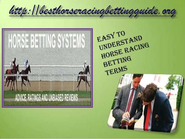 Wikipedia betting terms for horse anti martingale betting roulette