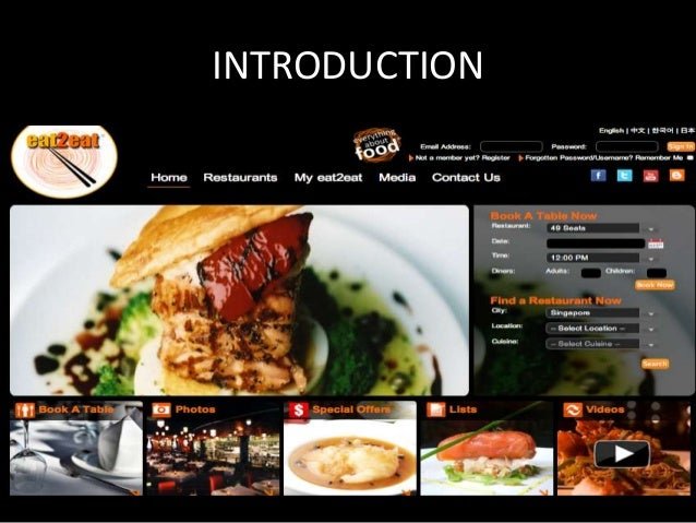 case 3 eat2eat com 3 / 3 free articles left remaining  sales & marketing case study kenneth g  eat2eatcom was an internet-based restaurant reservation service covering a dozen.