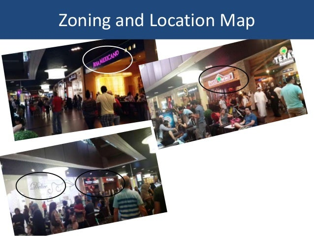 Zoning and Location Map