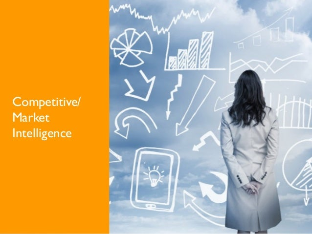 Competitive/ Market Intelligence