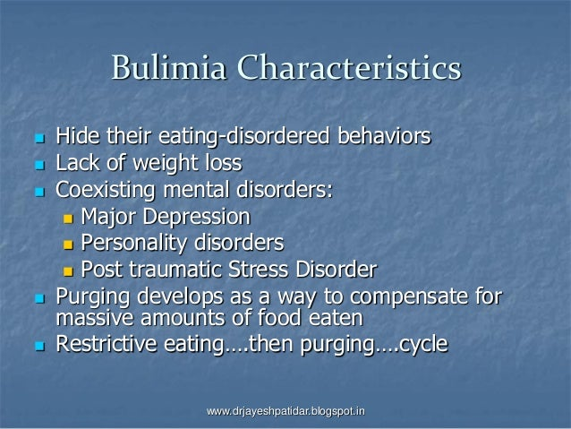 Eating Disorders: Causes, Symptoms, Signs & Medical Complications