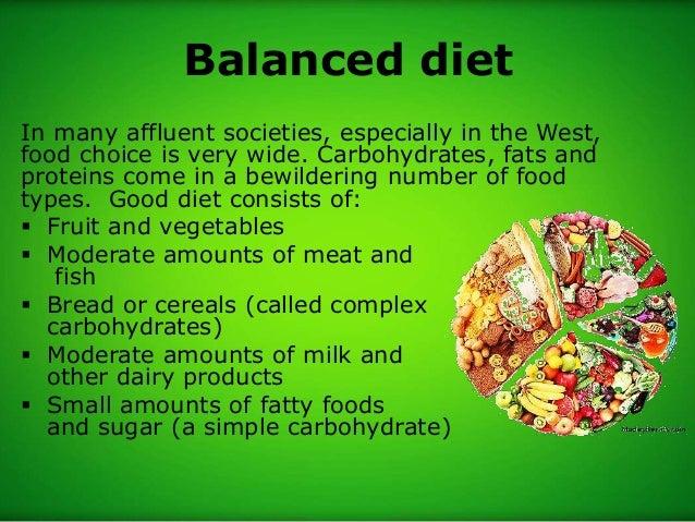 Eating behaviour presentation (psychology)