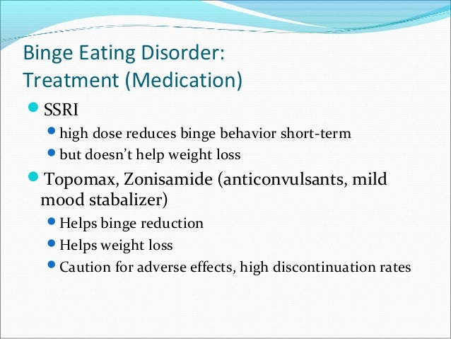 What is an Eating Disorder?